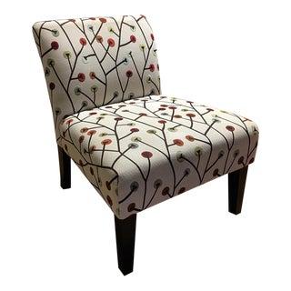 Upholstered Slipper Chair - Avington