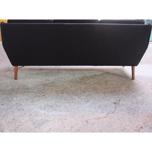 Danish Modern Sofa by Erik Ostermann and H. Høpner Petersen - Image 8 of 9