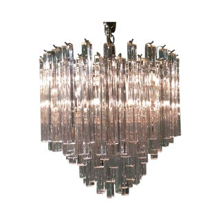 Camer Glass Crystal Chandelier