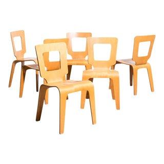 Thaden & Donald Jordan Dining Chairs - Set of 6