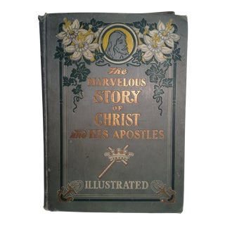 Christ and His Apostles Decorative Book