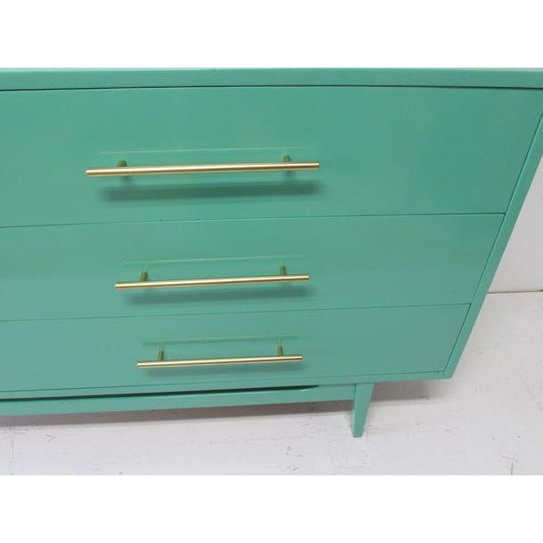 American of Martinsville Mid-Century Modern Credenza - Image 3 of 7