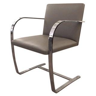 Knoll Flat Bar Brno Chair