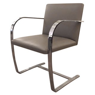 Knoll Flat Bar Brno Chair