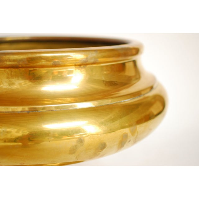 Large Brass Champagne Trophy Urn - Image 5 of 6