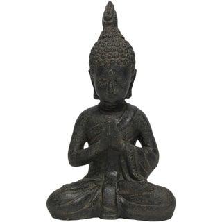 Child Thai Buddha Praying