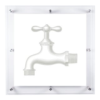 Mitchell Black Home 'Farrah' Faucet Art