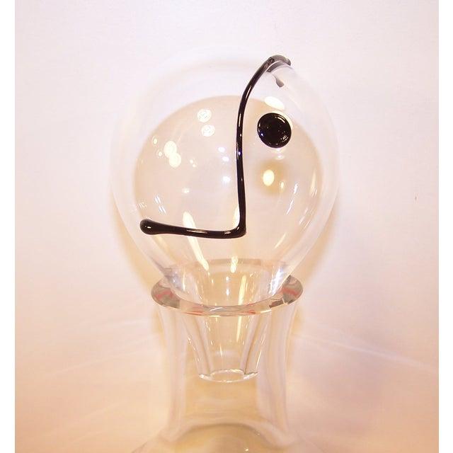 Kosta Boda 'Fenix' Decanter by Kjell Engman - Image 3 of 9
