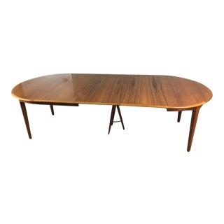 Johs Andersen Teak Dining Table