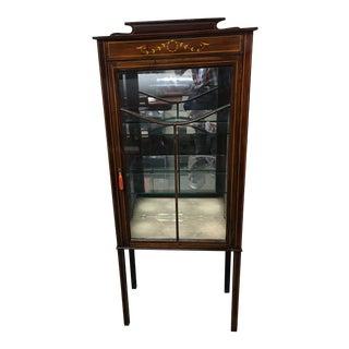 Petite Vintage Display Cabinet