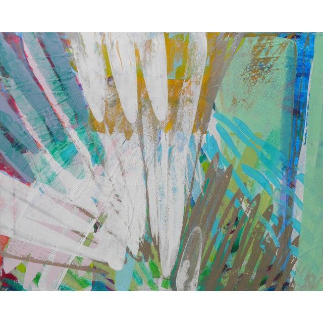 Image of Garden Bloom Painting