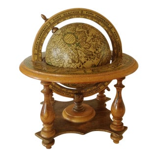 Two Piece Desktop Globe