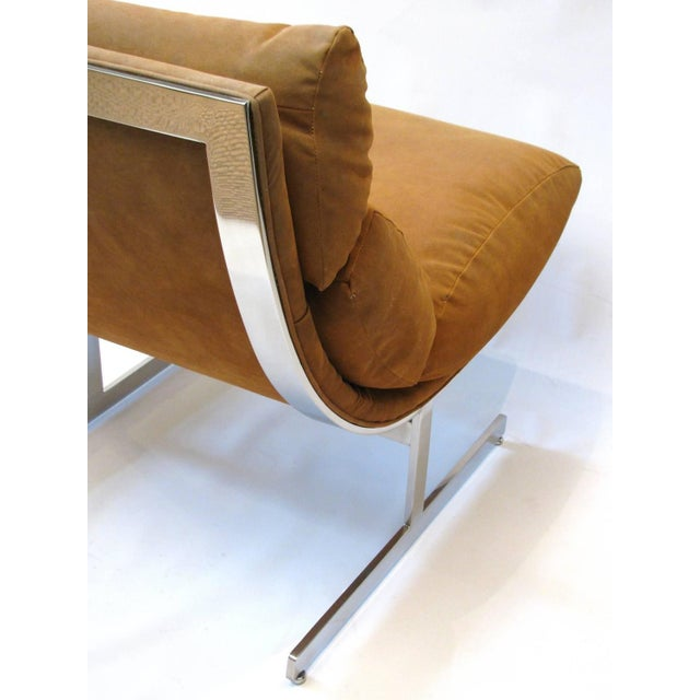 Kipp Stewart for Directional Lounge Chairs - Pair - Image 6 of 7