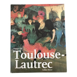 Henri De Toulouse-Lautrec Coffee Table Book