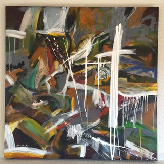 Steve Hickok Original Abstract Painting