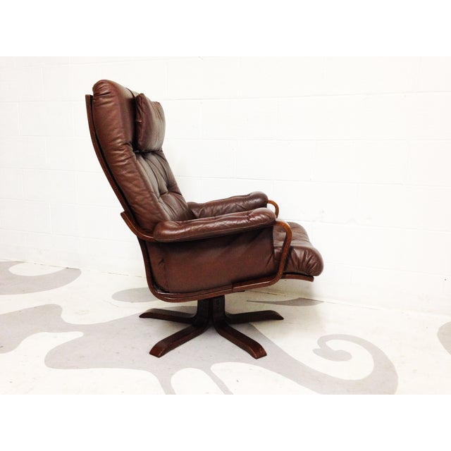 Mid-Century Lounge Chair - Image 5 of 6