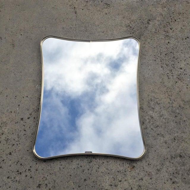 Vintage Amoeba Vanity Wall Mirror by Contemporary - Image 2 of 8