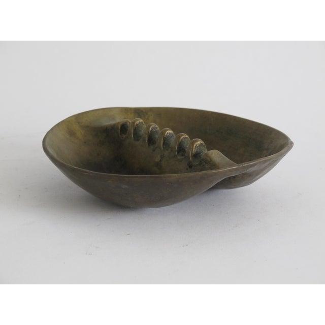 Midcentury Bronze Ashtray - Image 3 of 6