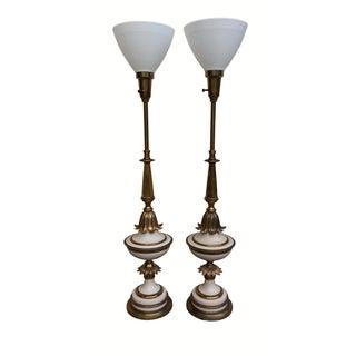 Art Deco Lamps - Pair