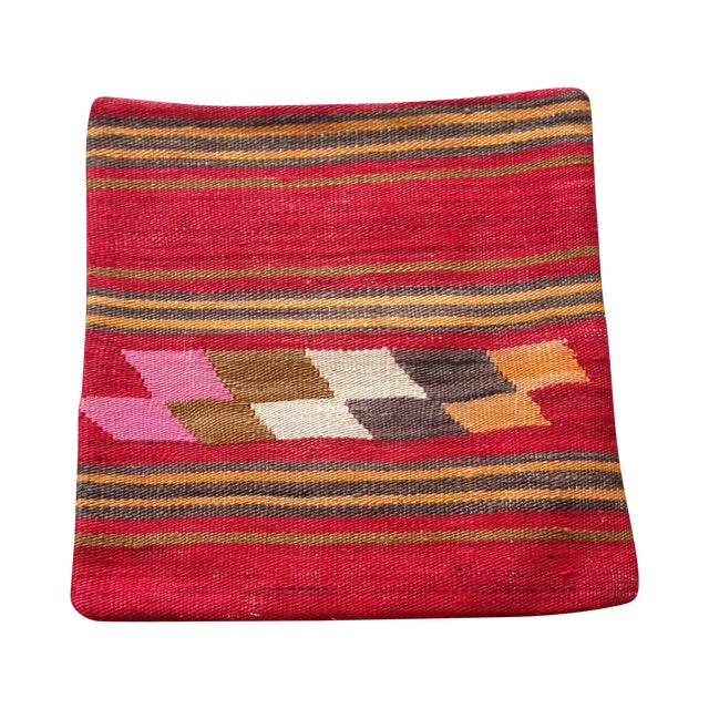 Vintage Kilim Pillow - Image 1 of 5