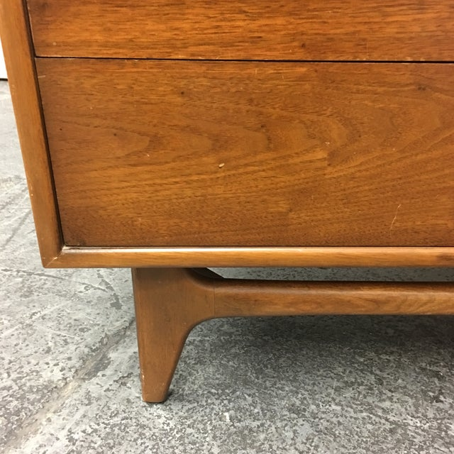 Lane Furniture Mid Century Chest Of Drawers Chairish