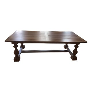 Restoration Hardware 17th C. Monastery Table