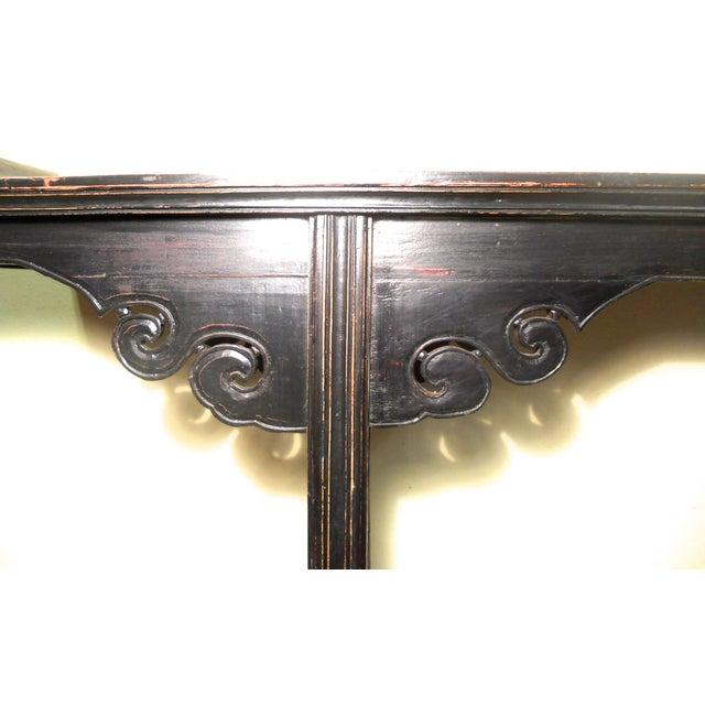 19th-Century Chinese Altar Table - Image 5 of 10