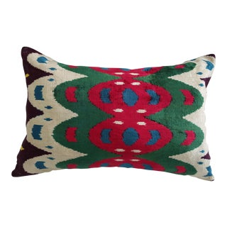 Silk Velvet Pillow, Ninah