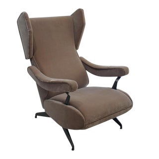 Nello Pini Reclinable Armchair