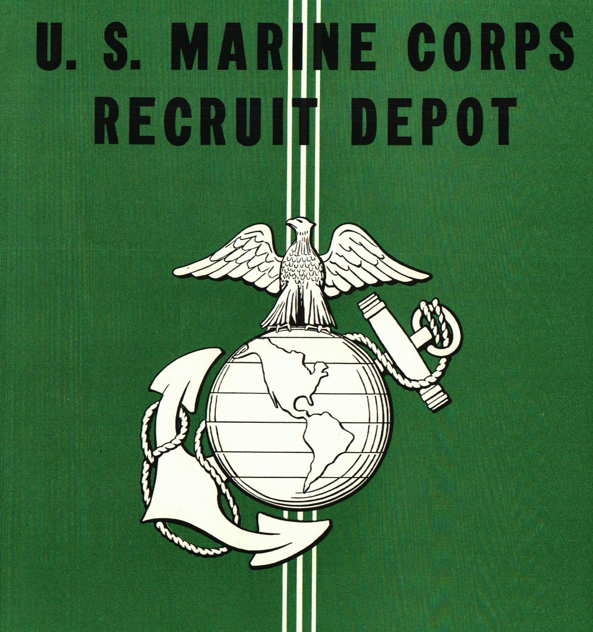 Marine Corps Recruit Depot Parris Island Chairish