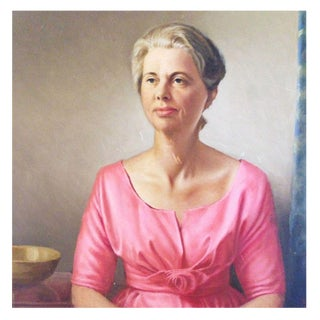 Portrait - Lady In Pink