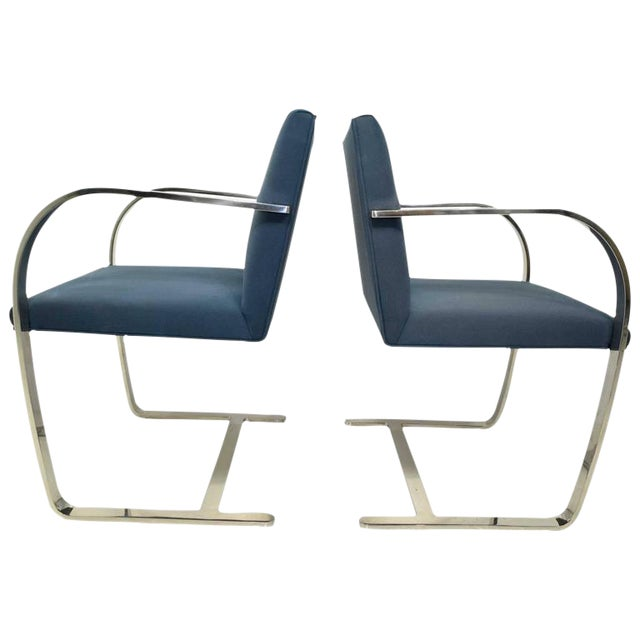 Pair of Brno Chairs by Gordon International - Image 1 of 6