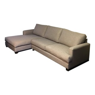 Two-Piece Sectional Sofa