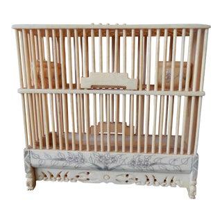 Chinese Bone Cricket Cage