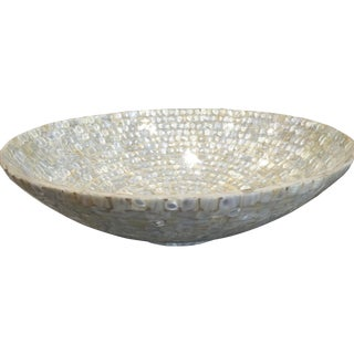 Mother of Pearl Supra Bowl