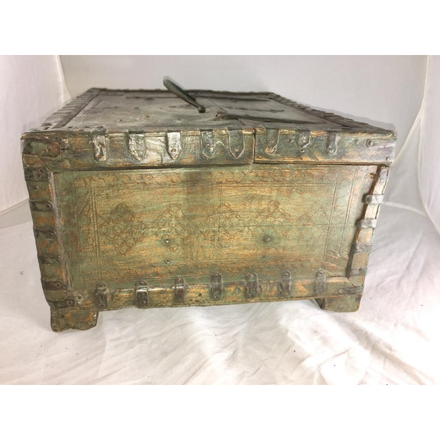 19 Century Oriental Cashbox - Image 6 of 10