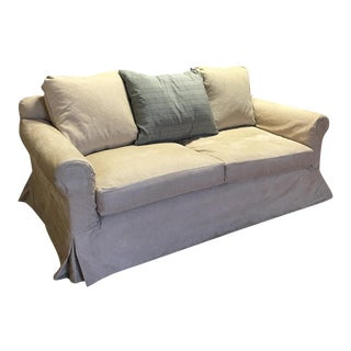 Kreiss Tan Loveseat