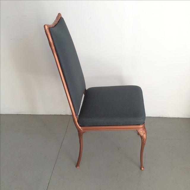 Rose Gold Chair - Image 5 of 10