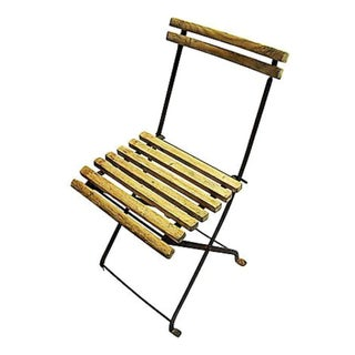 19th Century French Folding Chair