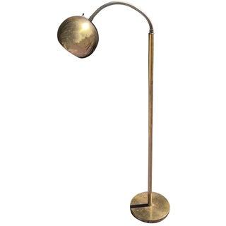 Mid-Century Koch & Lowy Brass Floor Lamp