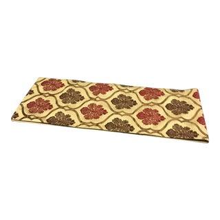 Vintage Textile Patterned Table Runner