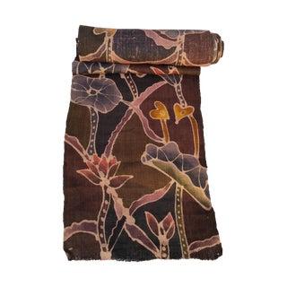 Homespun Hand Painted Batik Fabric