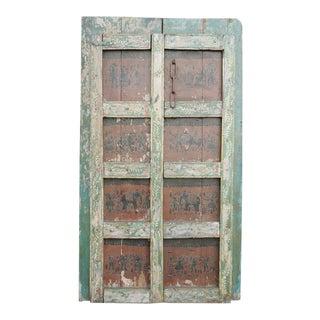Orissa Tribal Double Door