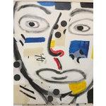 "Image of Phyllis Rinaldi ""II Primary Man"" Original Painting on Canvas"