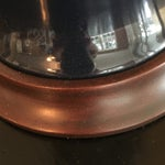 Image of Navy Christopher Spitzmiller Small Patricia Lamp