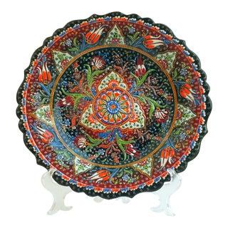 Turkish Multicolour Plate