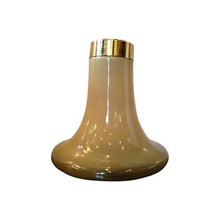 Glass Bell Hanging Pendant
