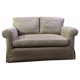 Newly Upholstered 2016 Love Seat With New Cushions