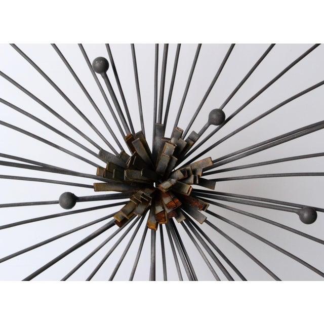 Mid-Century Modern Era Metal Wall Art - Image 7 of 7