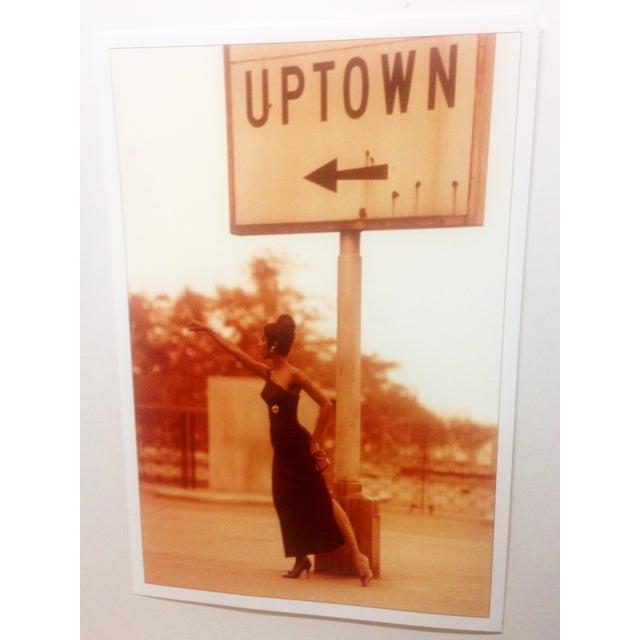 Image of Original Signed Harlem Photograph